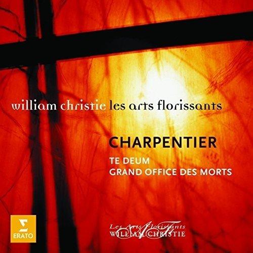 Les Arts Florissants - Charpentier: Te Deum - Grand Office Des Morts [CD]