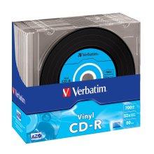 Verbatim CD-R AZO Data Vinyl CD-R 700MB 10pc(s)