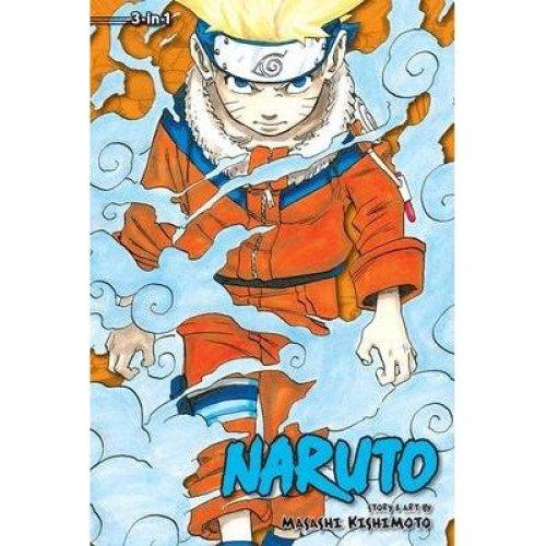 Naruto (3-in-1 Edition), Vol. 1: Vols. 1, 2 & 3