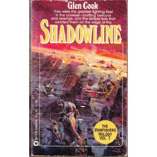 Shadowline (The Starfishers Trilogy, Volume 1)