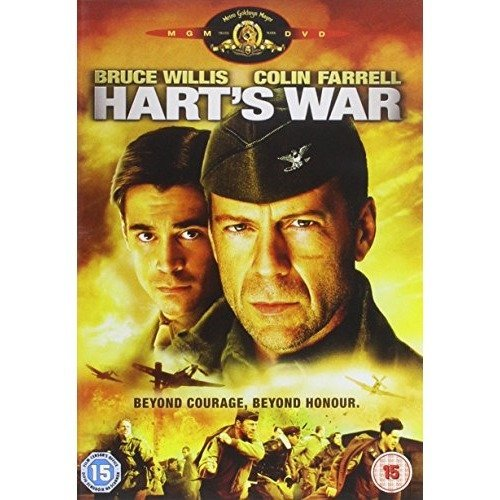 Harts War DVD [2002]
