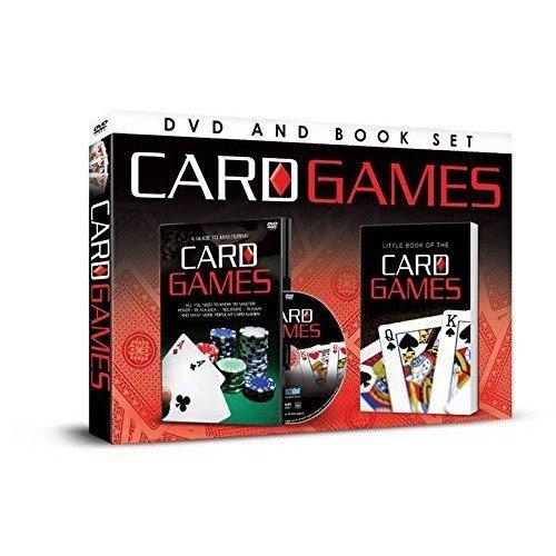 Card Games Slimline Book/dvd