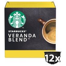 STARBUCKS Veranda Coffee Pods by Nescafe Dolce Gusto