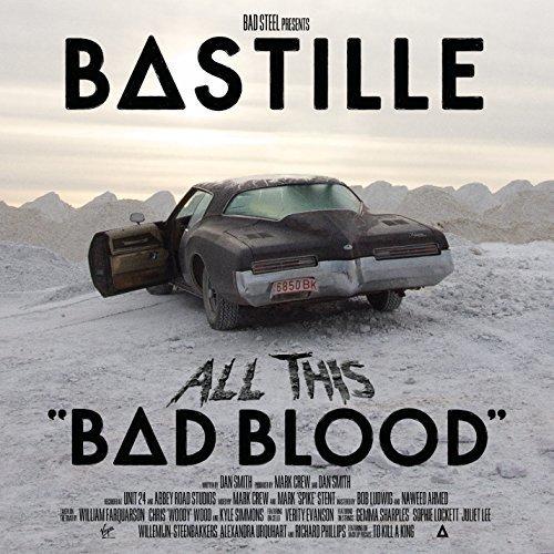 Bastille - All This Bad Blood [CD]