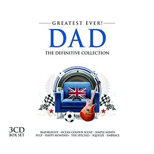Greatest Ever Dad [CD]