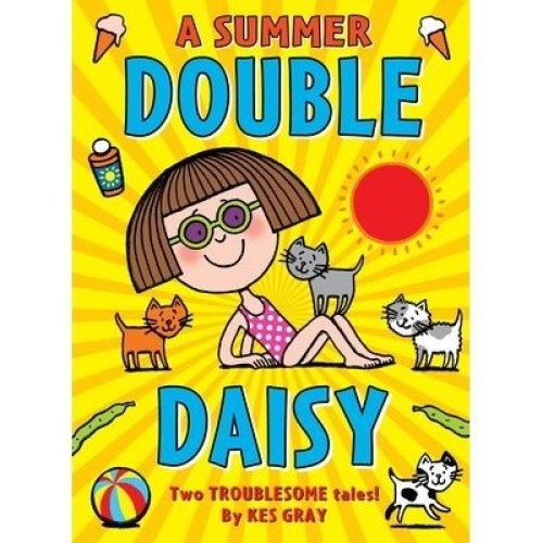 A Summer Double Daisy