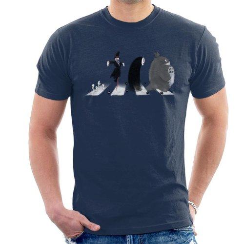 Ghibli Road Men's T-Shirt