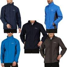 Regatta Mens Matt Lightweight Waterproof Hooded Outdoor Walking Jacket Coat
