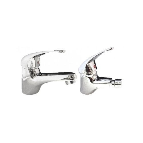 Complete Set Of Faucets For Bathroom Sink And Bidet