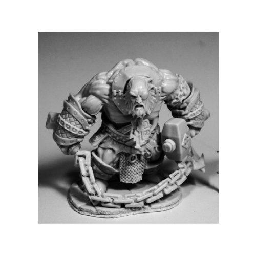 Reaper Miniatures Bones 77593 Fire Giant Jailor (Huge)