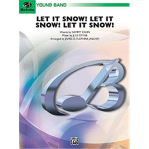 Alfred 00-BD9821 LET IT SNOW-CB