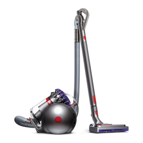 DYSON Big Ball Animal 2 Cylinder Bagless Vacuum Cleaner - Iron & Purple, Purple