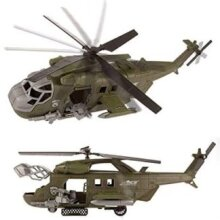 Toy Military Helicopter for Boys