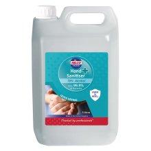 Nilco Hand Sanitiser Antibacterial Hand Sanitising Gel Refill - 5L
