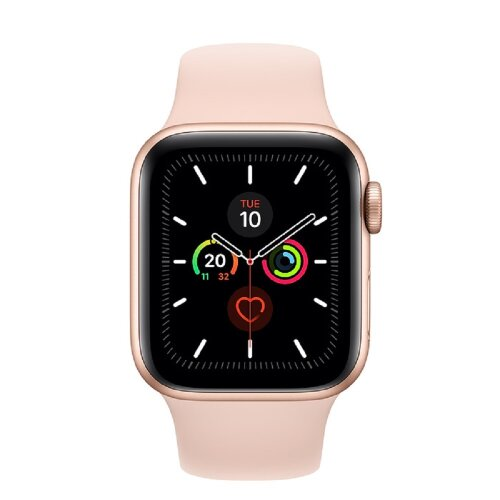 Apple Watch Series 5 GPS Rose Gold - 40mm
