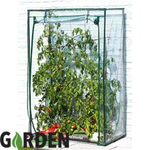 Garden Tomato Greenhouse Approx. Measurements: W100 x D50 x H150cm