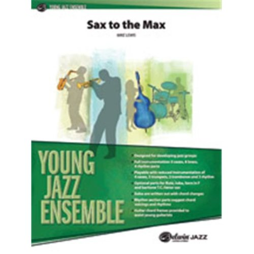 Alfred 00-24842 SAX TO THE MAX-JYJ