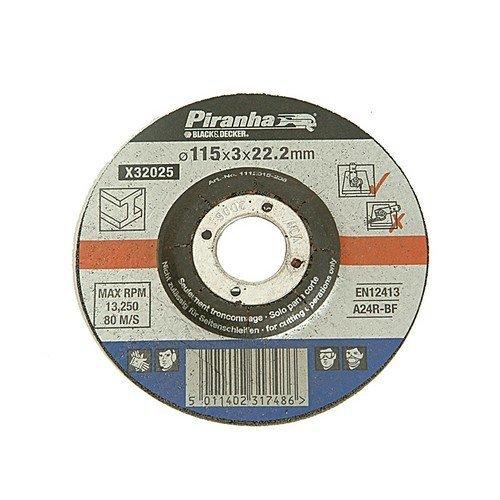 Faithfull FAI2303S Cut Off Wheel for Stone 230 x 3.2 x 22mm
