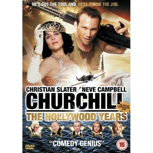Churchill - The Hollywood Years DVD [2005]