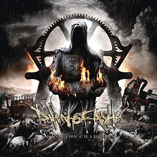 Dawn of Ashes - Genocide Chapters [CD]