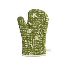 Kendal Oven Glove,Single,100% Cotton