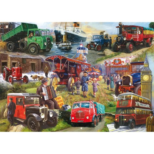 10 Jigsaw Puzzles to Transport You to