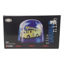 Nine Double Nine Limited Edtion Dennis F 12 Side Pump Escape City of Coventry Fire Service by Corgi