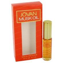 JOVAN MUSK by Jovan Oil with Applicator .33 oz
