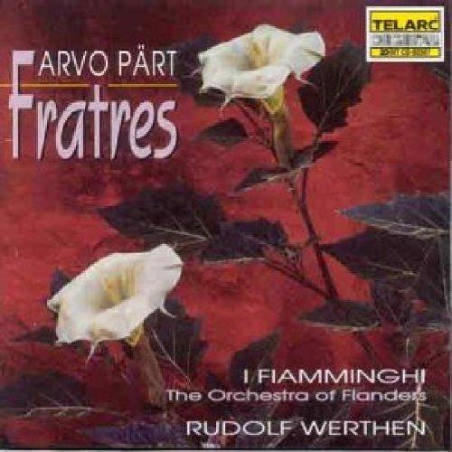 Rvo Pärt - Pärt: Fratres [CD]