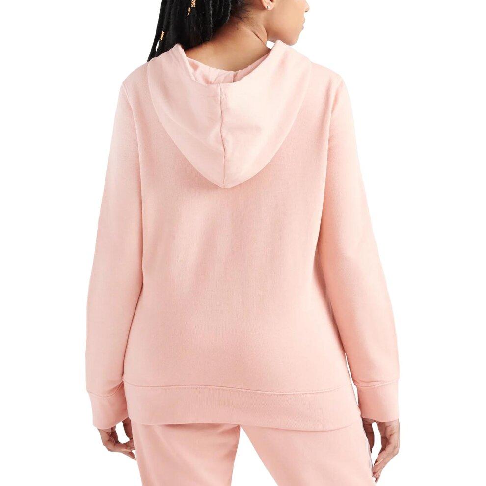 Soleado Serpiente jalea  4, Pink) adidas Originals Womens Trefoil Casual Pullover Hoodie Hoody Jumper  Top - Pink on OnBuy