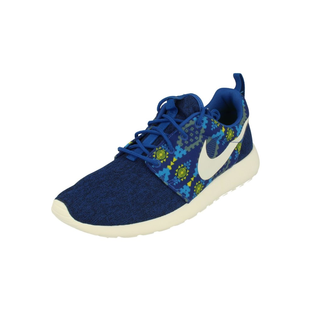 (9) Nike Roshe One Print Mens Trainers 655206 Sneakers Shoes