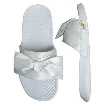 Puma Popcat Bow Slide Womens Slip On Flip Flop Sliders Sandals 368094 05
