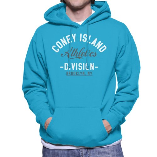 Coney Island Athletics Division Men's Hooded Sweatshirt