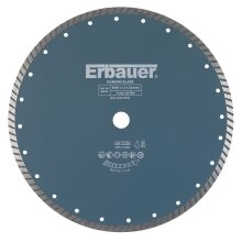 Erbauer Turbo Jet Diamond Ceramic and Tile Blade 350 x 25.4mm