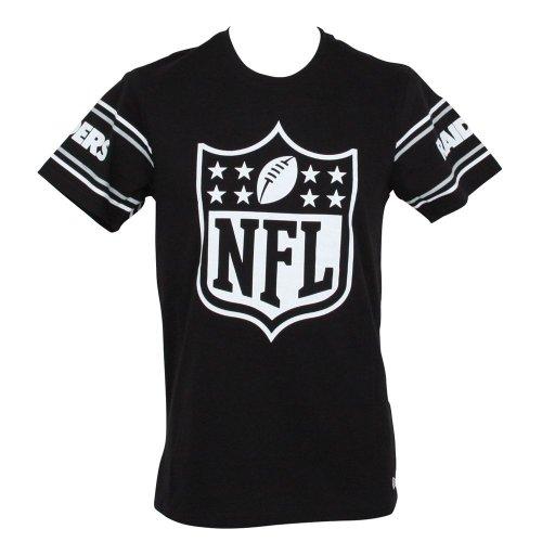 New Era Team Logo Tee Oakland Raiders T-Shirt Homme