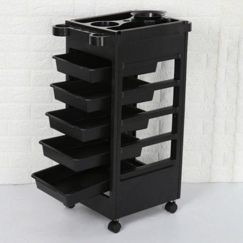 Salon Hairdressing Trolley | Hairdressing Supplies Storage On Wheels