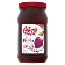 Natures Finest Pitted Prunes in Juice - 8x700g