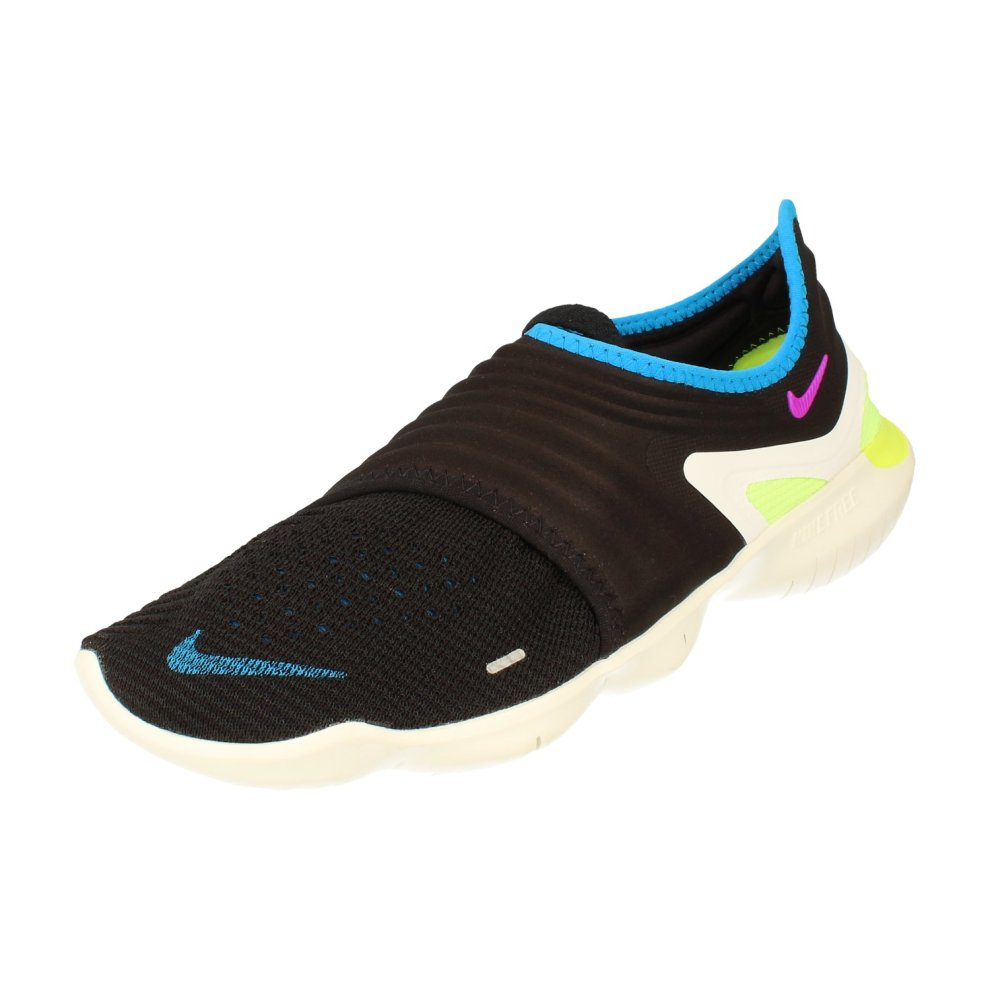 (8.5) Nike Free RN Flyknit 3.0 Mens Running Trainers Aq5707 Sneakers Shoes