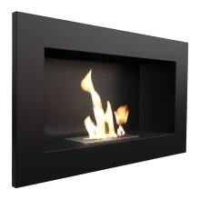 Biofireplace GOLF black with TÜV certified