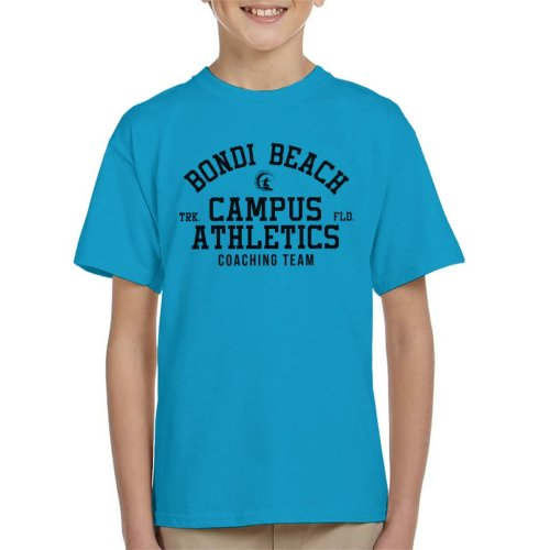 Bondi Beach Campus Athletics Kid's T-Shirt