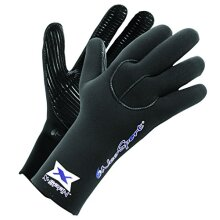 NeoSport 7-mm XSPAN Glove (Black Medium) - Diving Snorkeling & Waterskiing