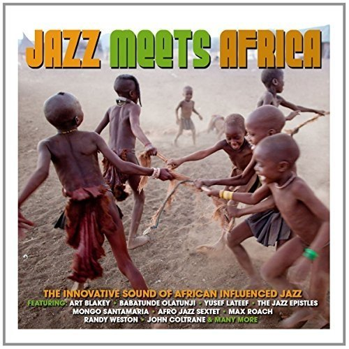 Jazz Meets Africa [3cd Box Set]
