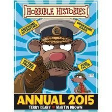 Horrible Histories Annual 2015 - Used