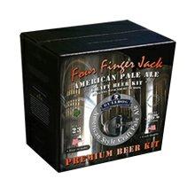 Bulldog Four Finger Jack American Pale Ale Beer Kit 3.6kgs 23L 40 pint Homebrew