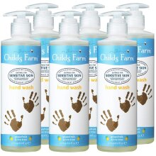 Childs Farm Hand Wash - 250 ml, Pack of 6