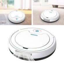Rechargeable Smart Robot Vacuum Cleaner Self Navigated Auto Sweeper