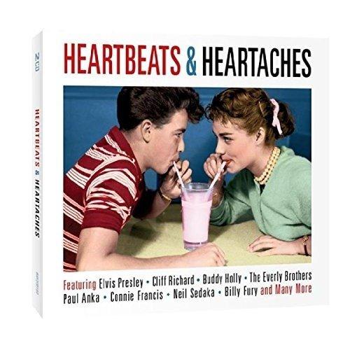 Heartbeats and Heartaches [audio Cd] Various Artis