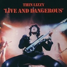 Thin Lizzy - Live and Dangerous [CD]