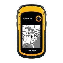 "Garmin eTrex 10 2.2"" Outdoor Handheld GPS Unit with Worldwide Basemap"