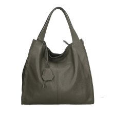 40x36x10 cm - Tote Leather bag - Made in Italy